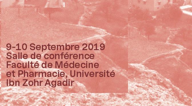 Programme du symposium «DESSINER DES (ÉCO)SYSTÈMES AGRO-URBAINS RÉSILIENTS. Urbanisme, architecture et agriculture au défi du changement climatique»