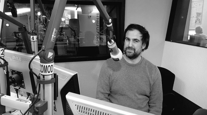 """Radio: FM4 – Games – Interview: """"Moderne Spielkulturforschung"""""""