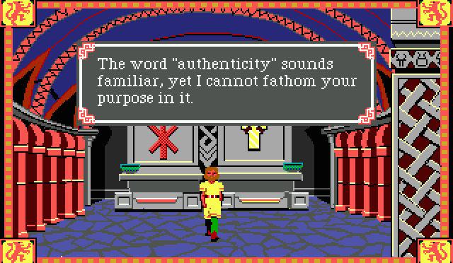 """""""Wie es wirklich war."""" – Wider die Authentizitätsdebatte im digitalen Spiel"""