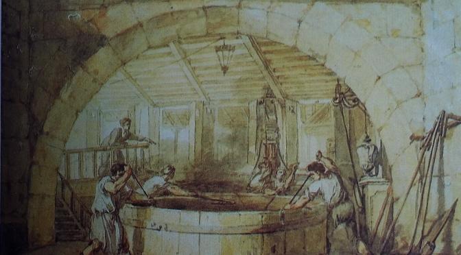 Bière ou «vin de grain»? La communauté des brasseurs parisiens au XVIIIe siècle, par Marion Humbert
