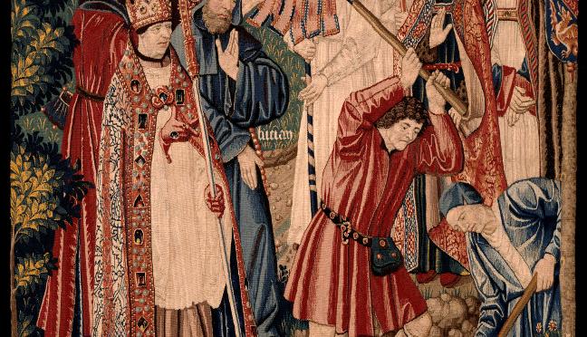 La Tenture de saint Étienne