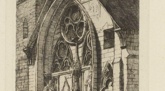 Une confrérie d'excommuniés ? L'église et hôpital Saint-Julien-des-ménétriers à Paris (1331-1520)