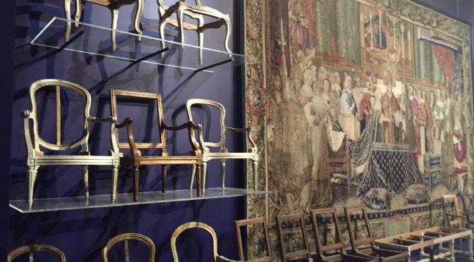 Compte-rendu d'exposition sur «Sièges en société» au Mobilier national, par Clara Roca