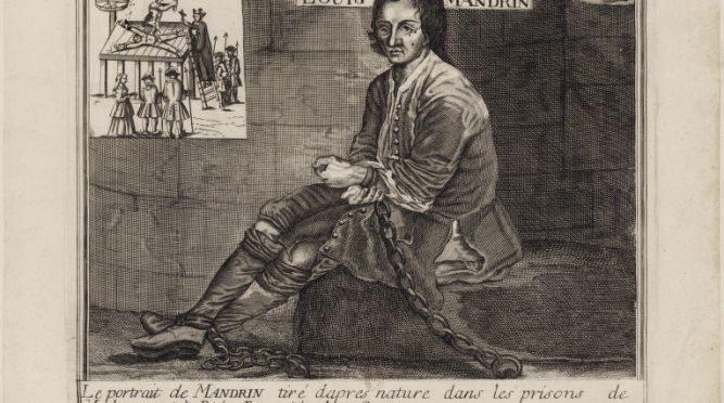 L'arrestation de Louis Mandrin : Diplomatie, classement d'archives, et souvenirs de lecture à l'Archivio di Stato de Turin
