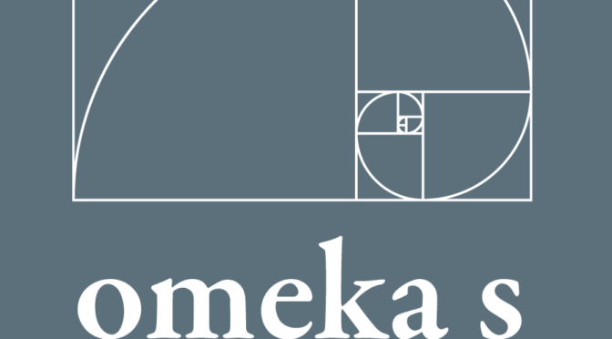 Atelier de l'Ademec, le 28 novembre 2017 : Omeka-S