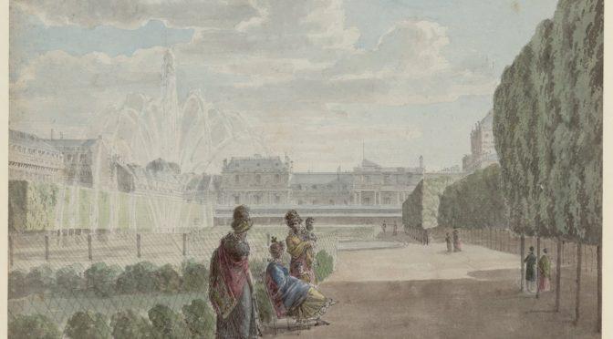 Le « Palais des fées »  : le Palais-Royal, centre des amusements de la capitale de 1780 à 1815