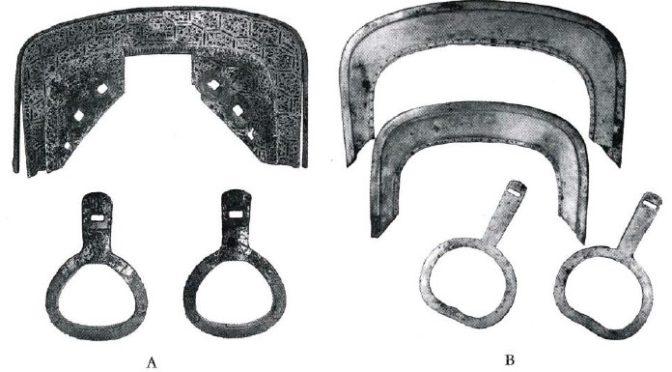 L'avènement des hephtalites et la première diffusion des étriers en fer vers l'Asie centrale 嚈噠的興起鐵馬鐙初傳中亞
