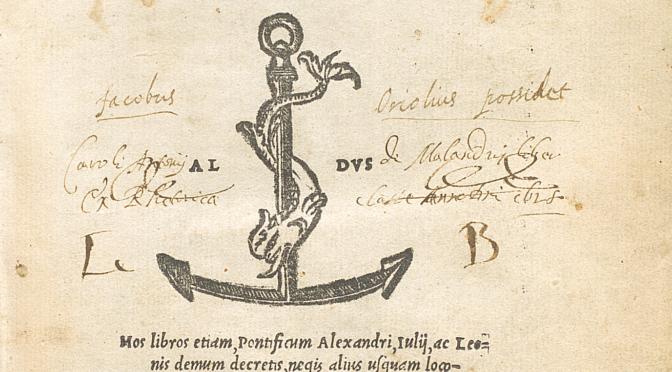 Le De arte rhetorica (Venise, 1521)