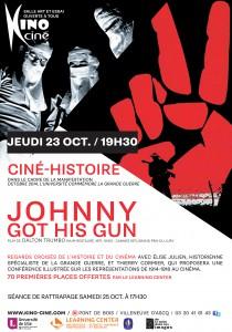 Affiche Johnny got his gun