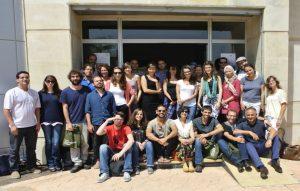 Academy participants in Rabat 2014