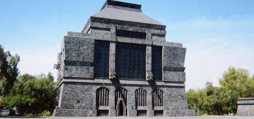 Museo Anahuacalli, Mexico City. Architect: Juan O'Gorman, Diego Rivera. Built 1944-63. Source: Lepik, Andres; Bader, Vera Simone (ed.): Lina Bo Bardi 100. Exh. cat. Architekturmuseum of the TU München in Pinakothek der Moderne, November 13th, 2014 - February 22nd, 2015. Ostfildern Ruit: Hatje Cantz, 2014, p. 163. Taken from Digitales Bildarchiv Prometheus: http://prometheus.uni-koeln.de/pandora/image/show/artemis-2385981ae0c108af8c9bc3dfe6a4c1895ecd9356, 16.05.2016.