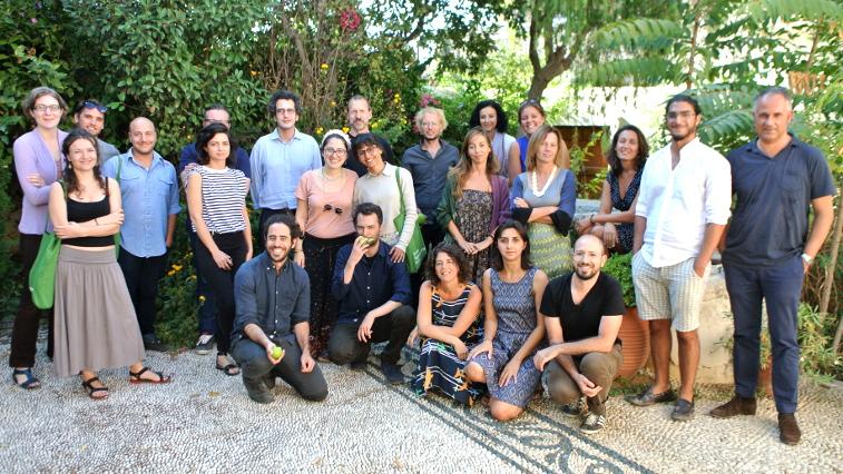 Participants of Deframing the Mediterranean - Transregional Academy 2016