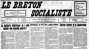 """""""Pour les gosses d'Espagne"""" Le Breton socialiste, 5 juin 1937"""