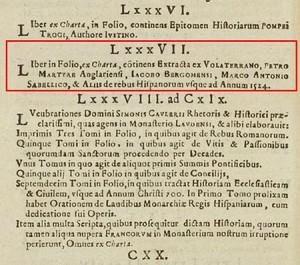 7 – Exemple de notice catalographique de la BBM, catalogue des manuscrits de Loos © Bibliothèque royale de Belgique, 2006.