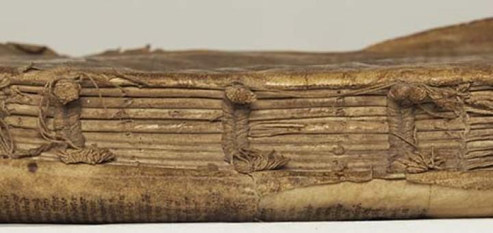 Recueil franciscain (1235-1260), BnF, NAL 3245, dos.