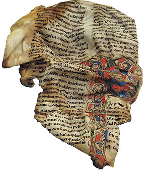 Fragment, Bibl. mun. Chartres