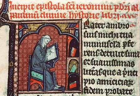 Bible, Paris, XIIIe s. (3e-4e quart). Autun, BM, ms. 146 A, f. 1.