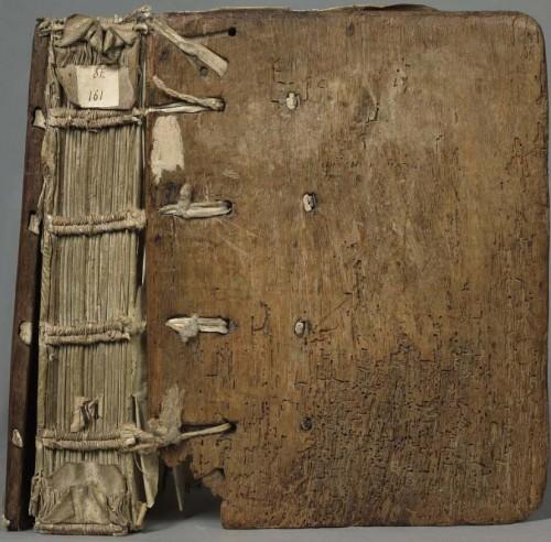 Plat supérieur, Orléans, BM, ms. 161.