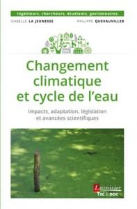 livre_changement climatique et eau