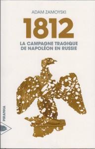 1812 la campagne tragique de Napoleon