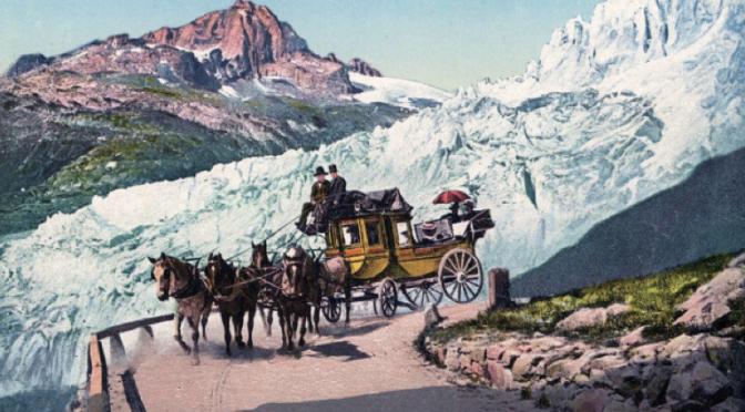 """""""Une traversée des Alpes"""" // Rencontres à Saint-Marcellin les 15 et 16 janvier"""
