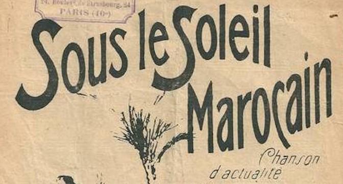 """""""Sous le soleil marocain"""""""