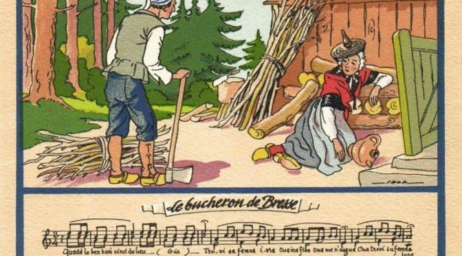 «Lo busseron de Brasse» : variations sur le thème de la femme qui boit