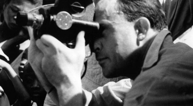 Jean Rouch, le cinéma et la musique