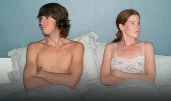 Le mariage malheureux