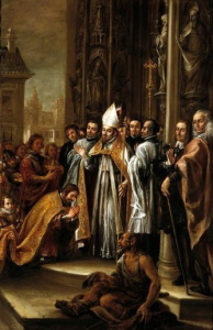 Juan de Valdès Leal, absolution