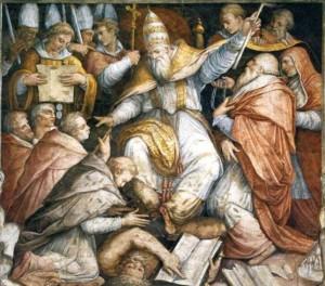 Vasari (1511-1574), Musei Vaticani, Sala regia