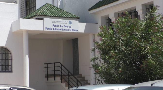 Notes de recherche: Dans l'intimité de la bibliothèque d'Edmond Amran El Maleh