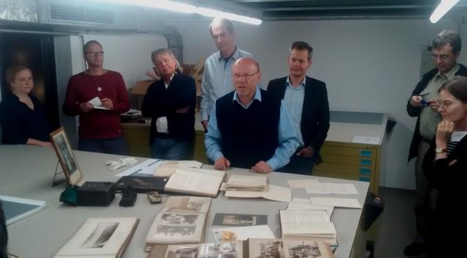 Treffen der Leibniz-Archive in Bremerhaven