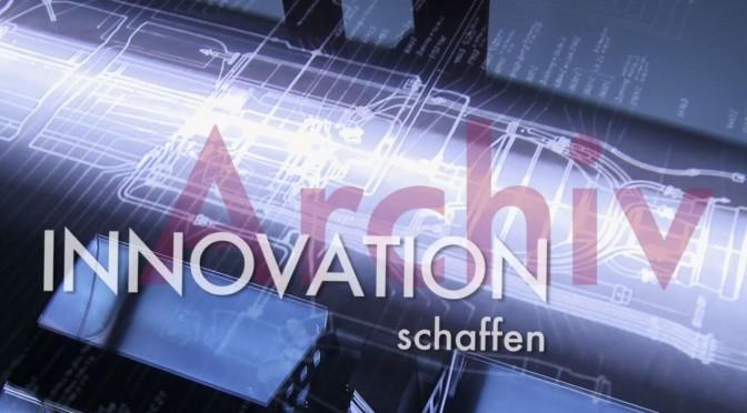 Imagefilm des Archivs des Deutschen Museums