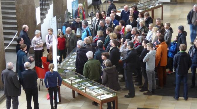 Besucherrekord beim Tag der Archive im Deutschen Museum