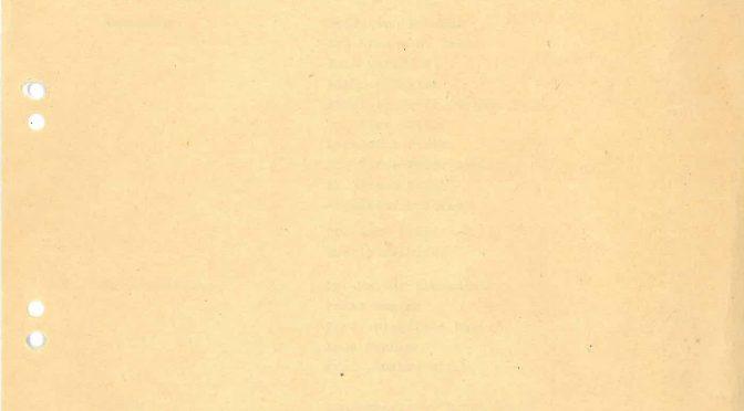 Archiv des Wissenschaftszentrums Berlin für Sozialforschung: Erste Findbücher veröffentlicht