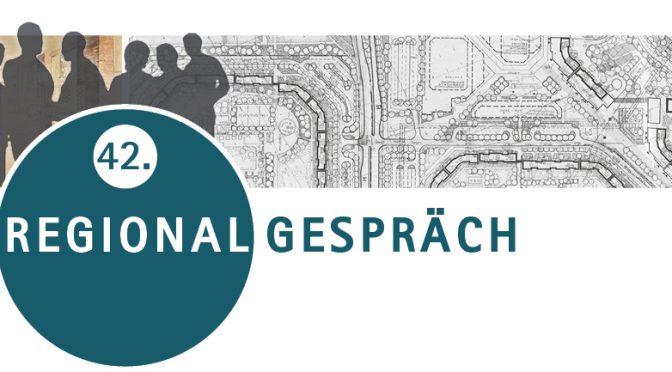 Architektur im Aktenordner: IRS-Regionalgespräch zum Thema Bauakten