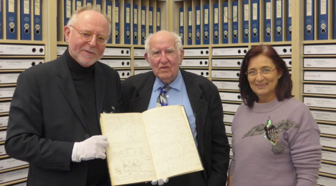 Archiv des Deutschen Museums erhält wertvolle Vorlesungsnachschrift Justus von Liebigs