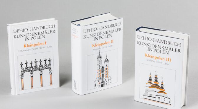 Dehio-Handbuch Kunstdenkmäler in Polen. Kleinpolen