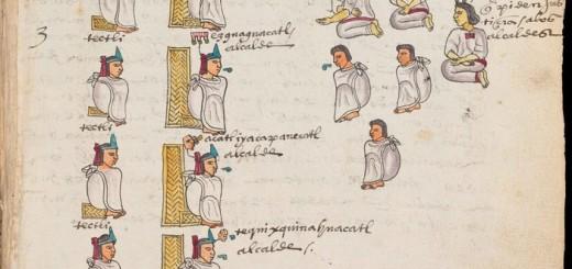 Fuente: Códice Mendoza, f. 68r