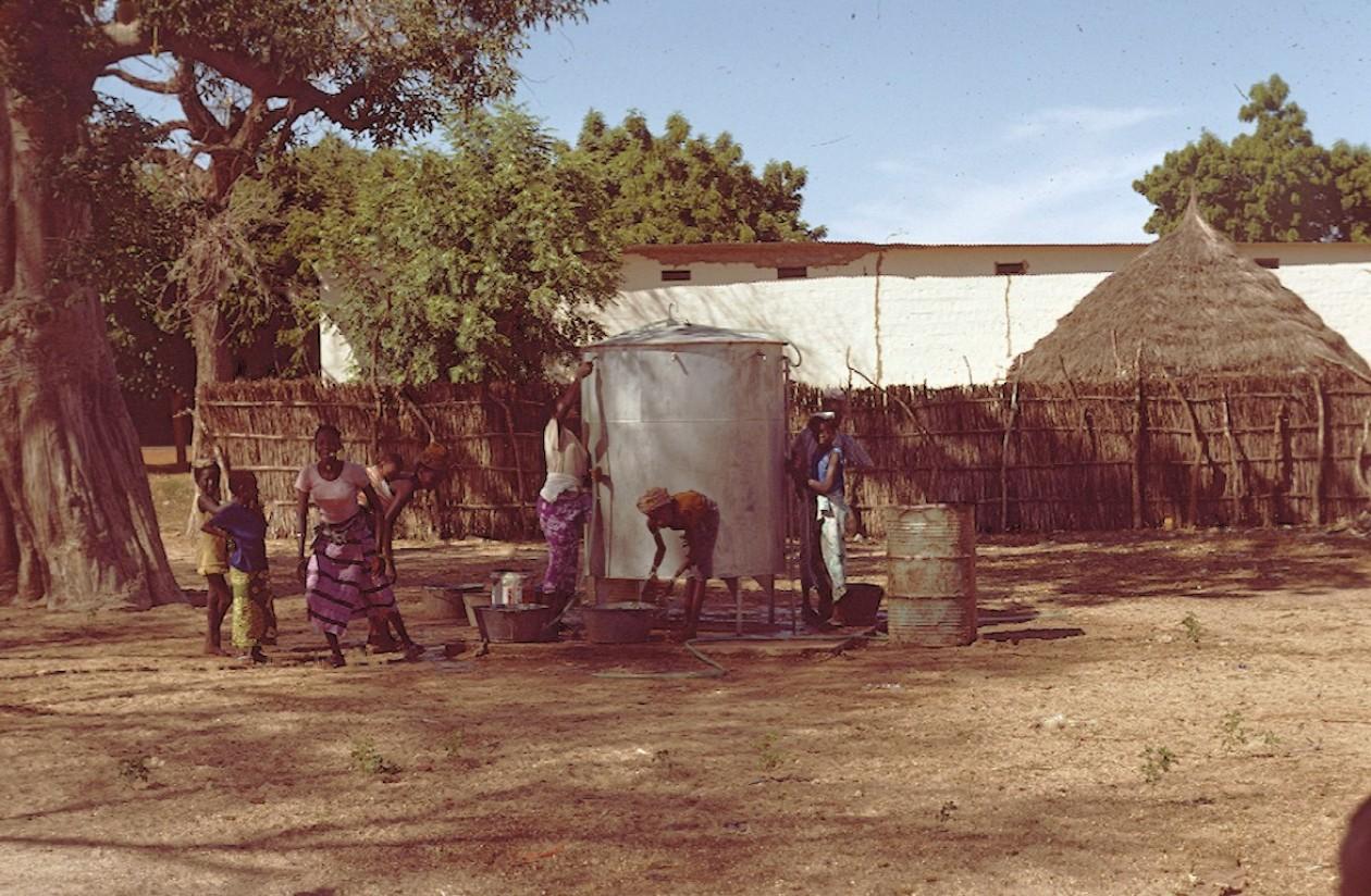 L'Afrique solaire
