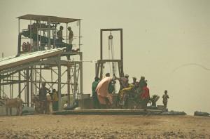 SENEGAL 1975_76 Pompe campagne 2