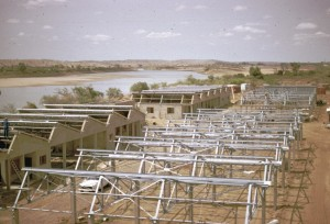 bakel senegal 1981 fleuve et batiments 1