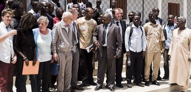 Premier compte-rendu des Journées de Dakar des 2 et 3 mai 2016