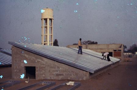Pompes Sofretes au Sénégal. Diakhao