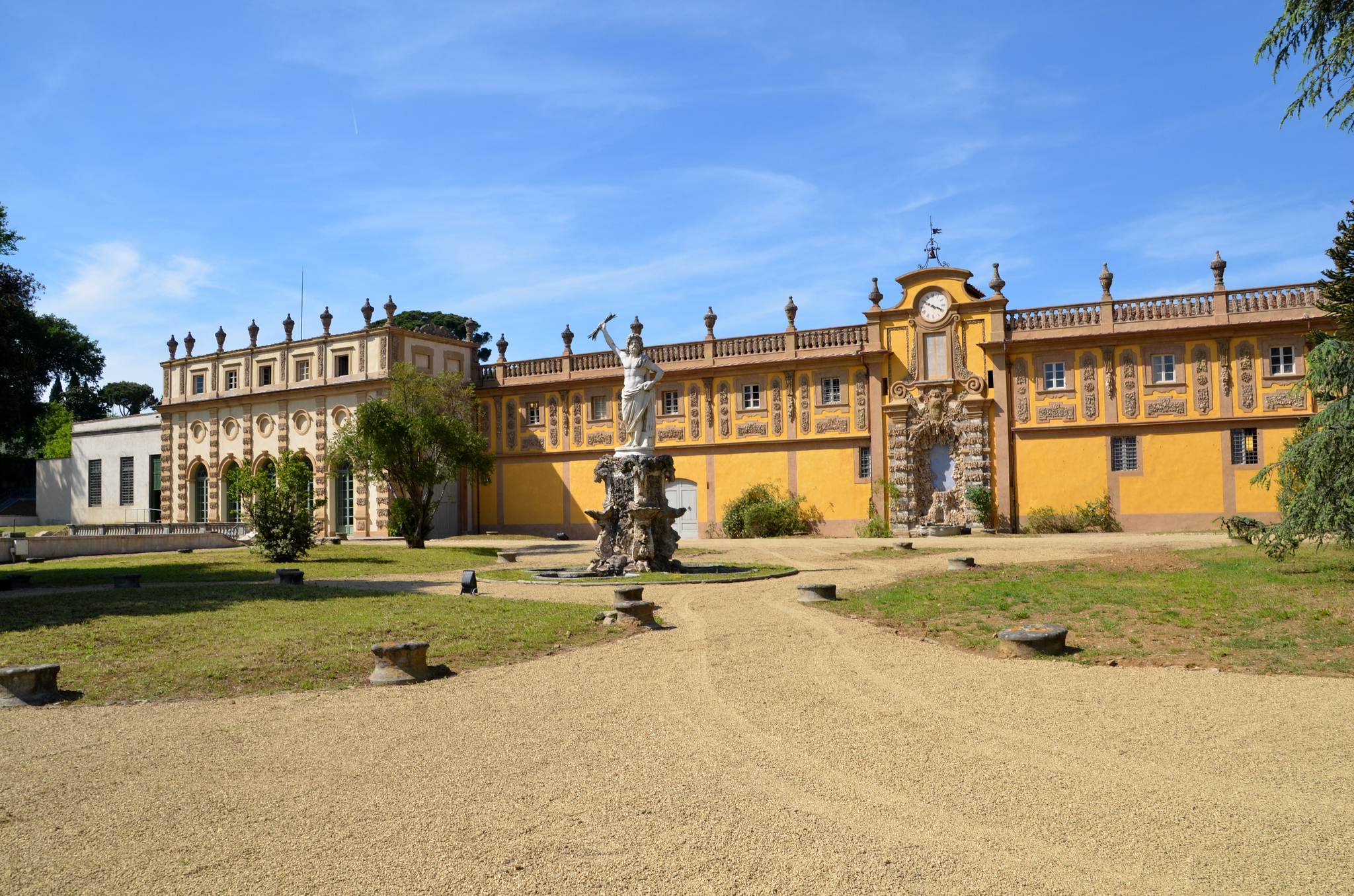Villa Salviati (EUI) - photo courtesy of Niccolò Tognarini.