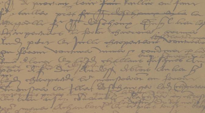 [DOCUMENT] Acte relatif à la réalisation de la couverture du château de Chambord