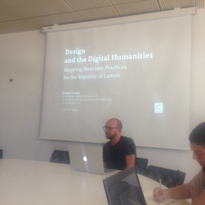 Design and the Digital Humanities Mapping Heuristic Practices for the Republic of Letters