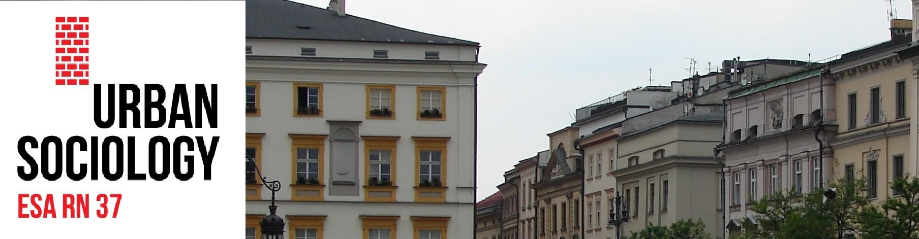 Urban Sociology- The ESA Research Network 37
