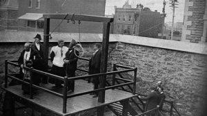 Exécution au Québec en 1902
